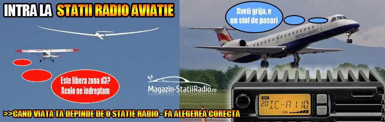 Statii Radio Aviatie