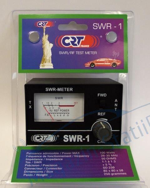 Reflectometru CRT SWR 1, Aparat pentru calibrare antena