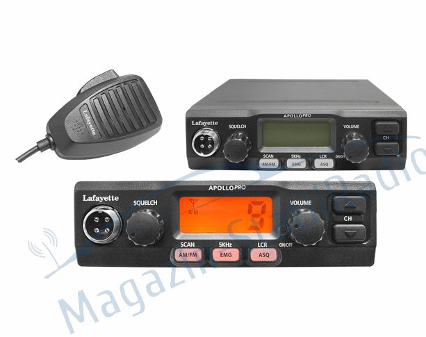 Statie Radio CB Lafayette Apollo Pro
