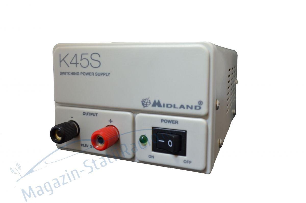 Sursa tensiune Midland K45S 220V-12V