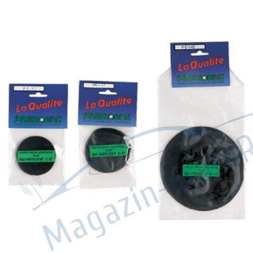 Protectie talpa magnetica 145mm (x2) President