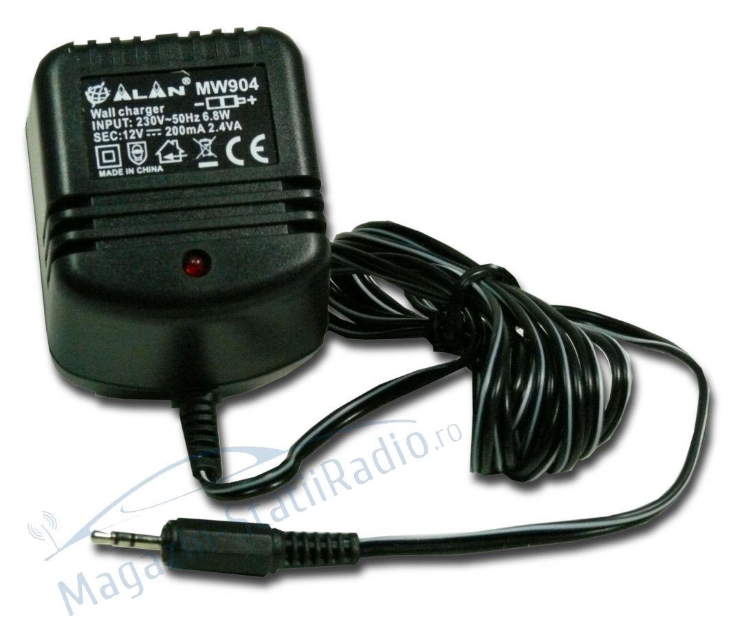 Incarcator Midland 220V MW904 pentru statii G9/G8/G7/G6/G5 XT/Base Camp/445