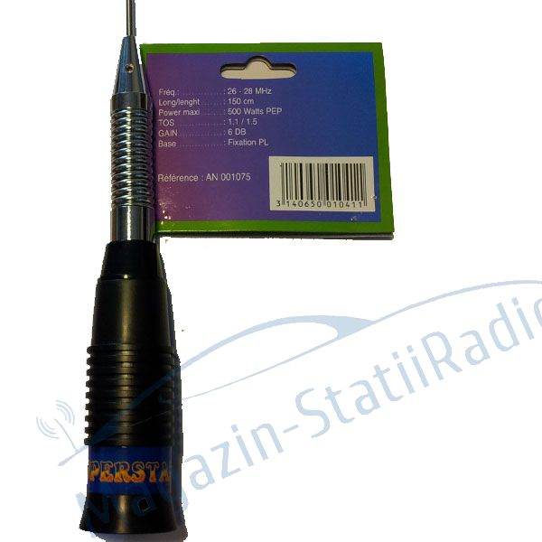 Antena CRT Superstar ML145, fara montura