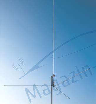 Antena CB Midland Energy New 5/8, 650cm pentru cladiri