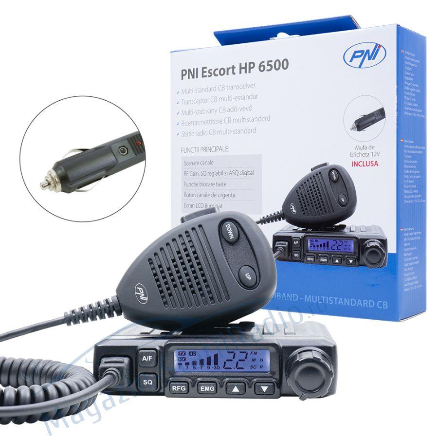 Statie radio CB PNI Escort HP 6500