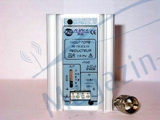 Reductor 24-12 volti ZETAGI MOD R2