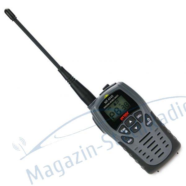 Statie de radio portabila dual-band PMR466, INTEK - MT 4040