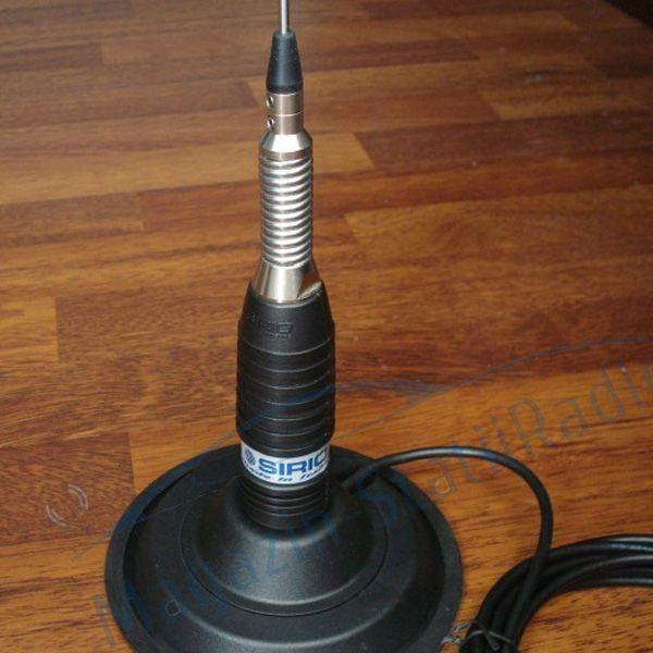 Antena SIRIO ML 145 + magnet universal 145 mm