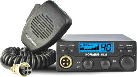 Testare,unboxing,prezentare Statie radio HOFFMAN H 226