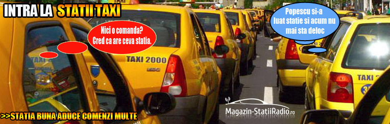 Statii Radio Taxi