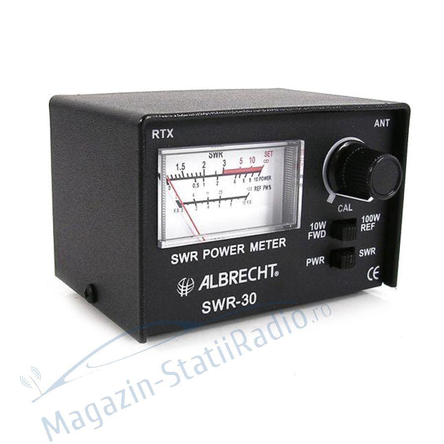 Reflectometru Swr/Pwr-metru Albrecht SWR 30, Aparat pentru calibrare antena