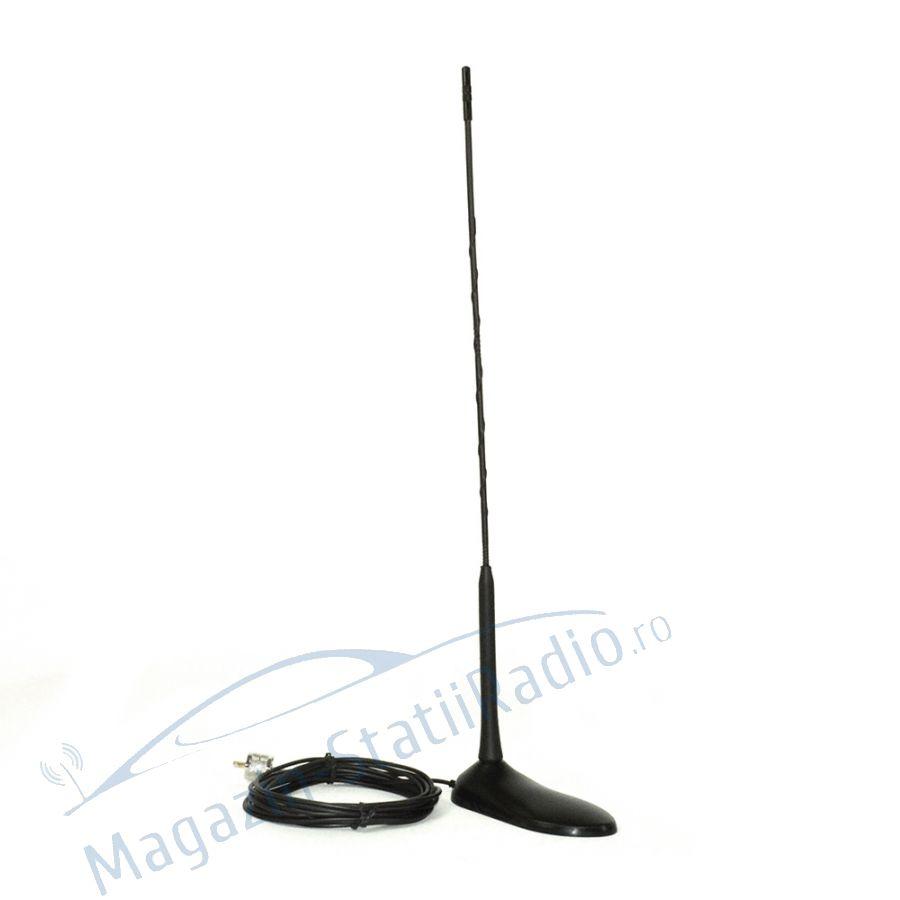 Antena CB PNI Extra 45 cu magnet inclus SWR 1.0