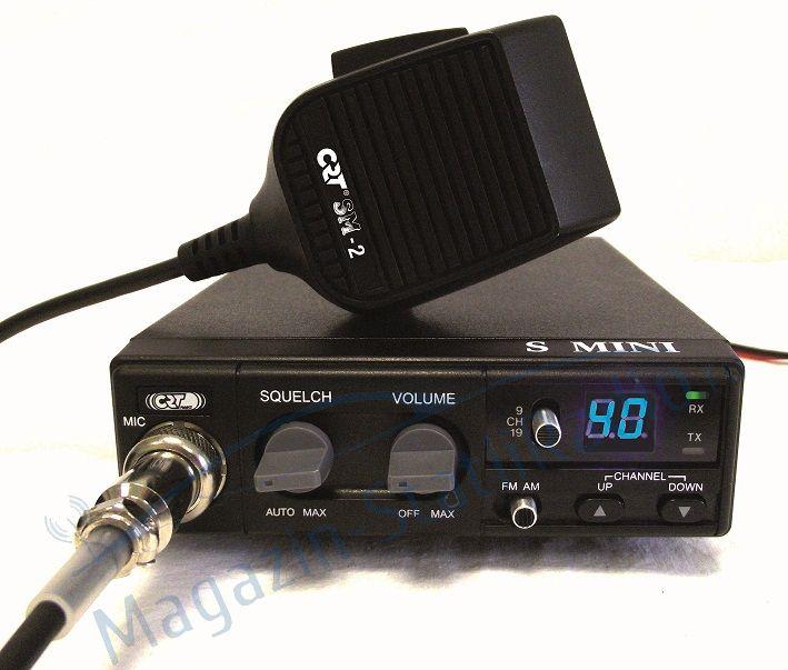 Statie Radio CB CRT S MINI 2009-