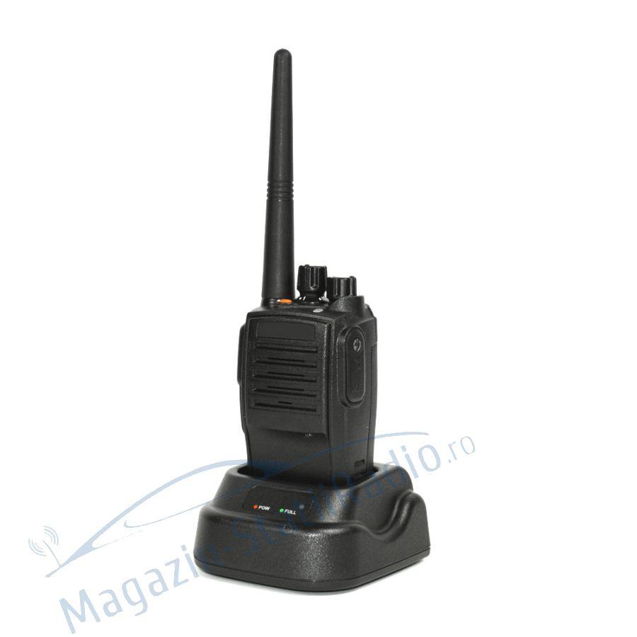 Statie radio UHF portabila PNI PX585, IP67 Rezistanta la apa