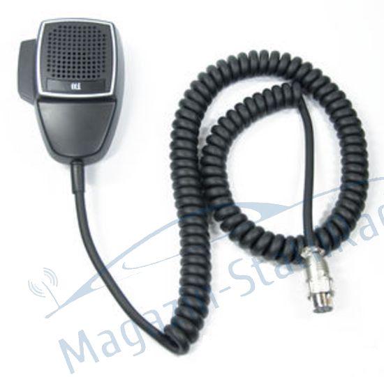 Microfon TTi AMC-5011 cu 4 pini pentru statie radio TCB-550/550HP/1000 si Alan 100 B