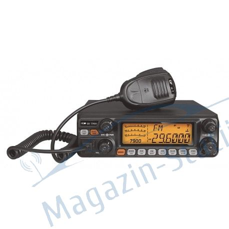 Statie Radio CRT SS 7900, banda 10m, model nou 2015