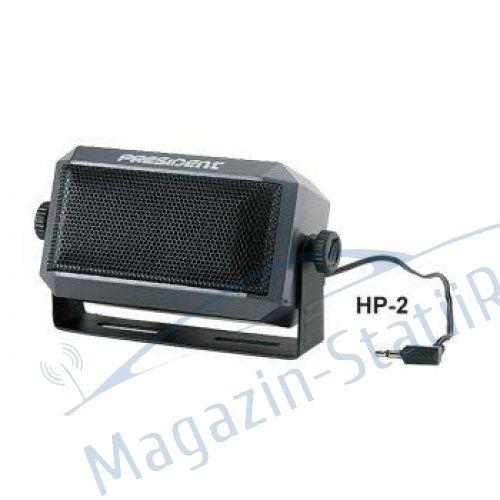President HP 2 Difuzor extern rectangular 5w
