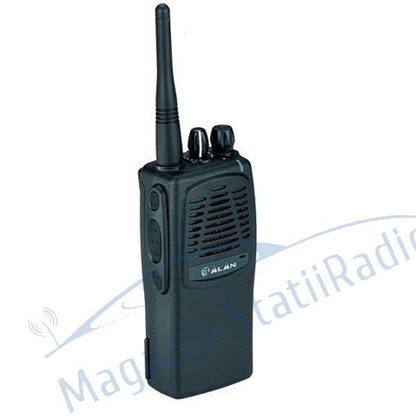 Statie radio UHF portabila Midland Alan HP406, 440-470 MHz