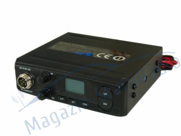 Statie Radio CB Albrecht 6190 HD