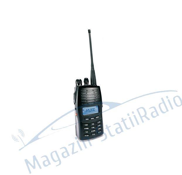 Statie radio UHF portabila Midland CT400 sau CT410, 400-470 MHz