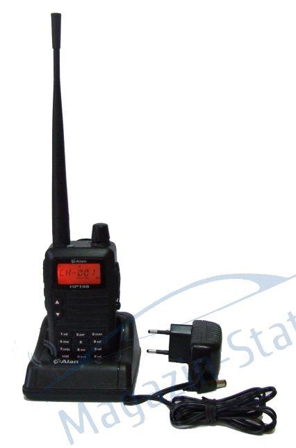 Statie radio VHF portabila Midland HP108, 136-174 MHz