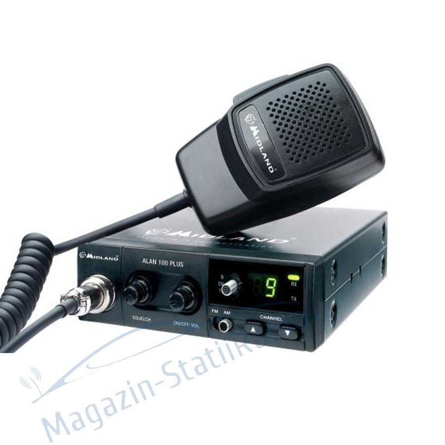Statie radio CB Midland Alan 100 Plus B