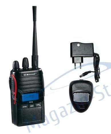 Statie radio PMR portabila Midland G14