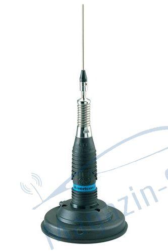 Antena CB Midland ML145 cu magnet 120/PL inclus