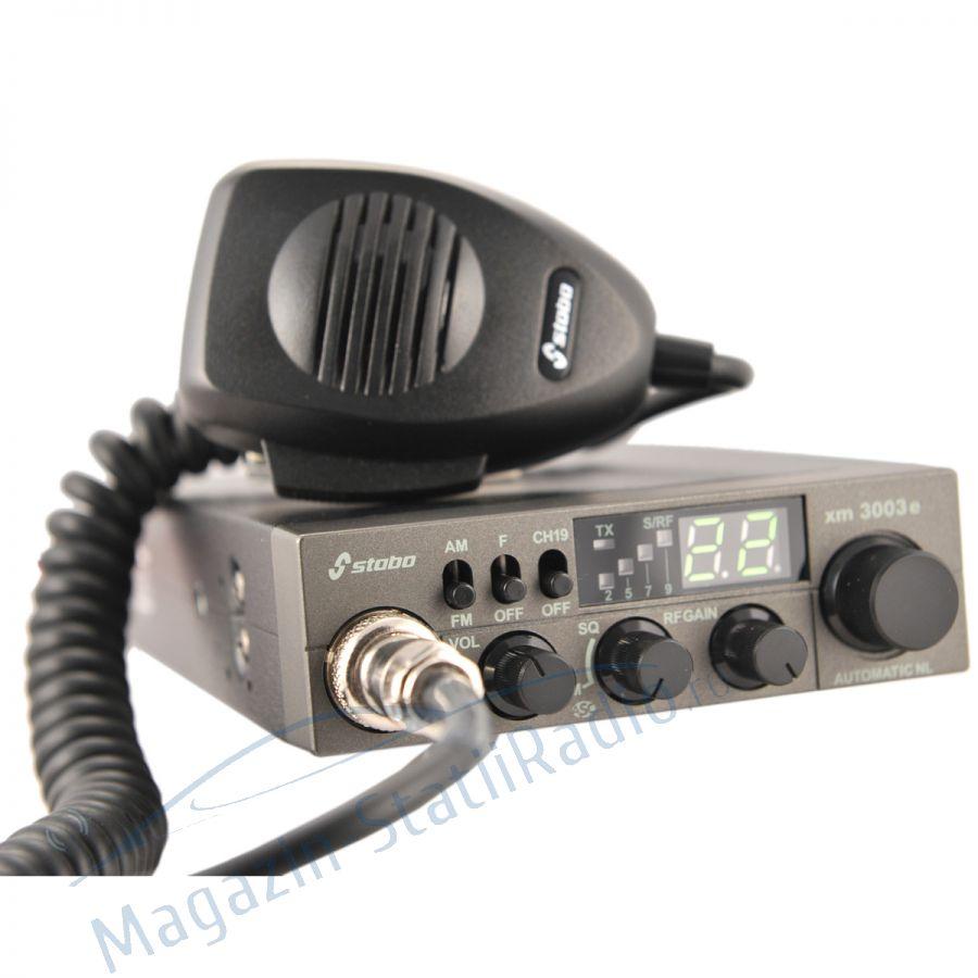 Statie Radio CB Stabo XM 3003 e