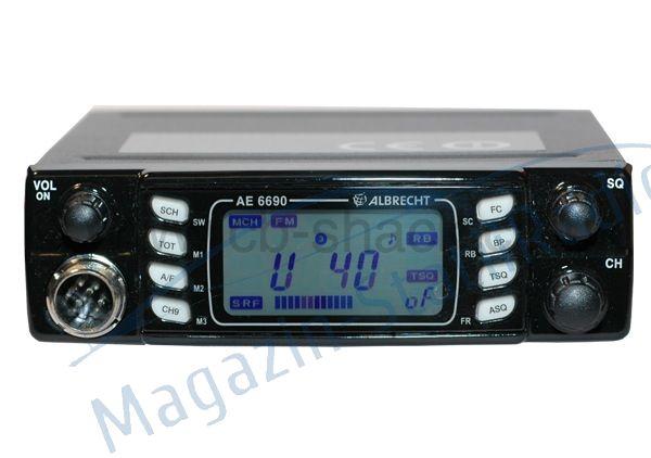 Statie radio Albrecht AE 6690
