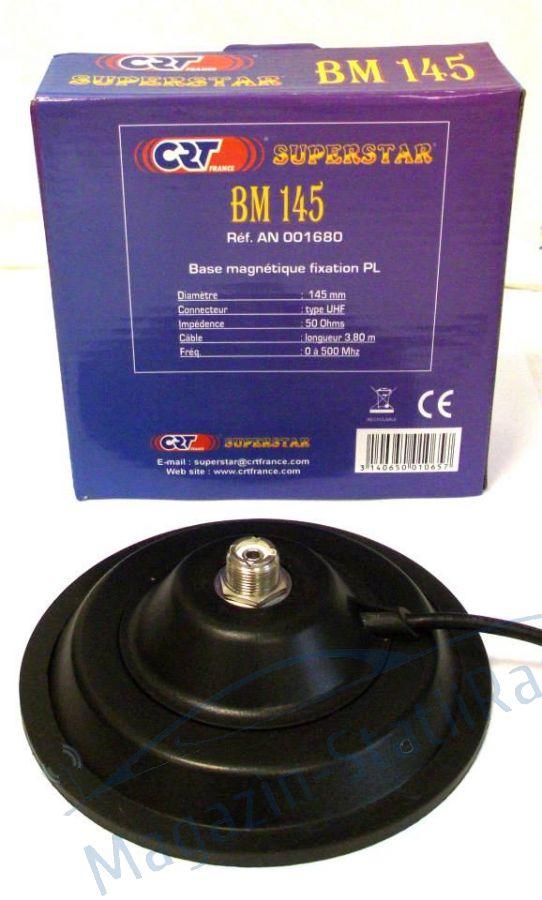 Montura Magnet CRT BM145 145 mm, cablu 3.8m