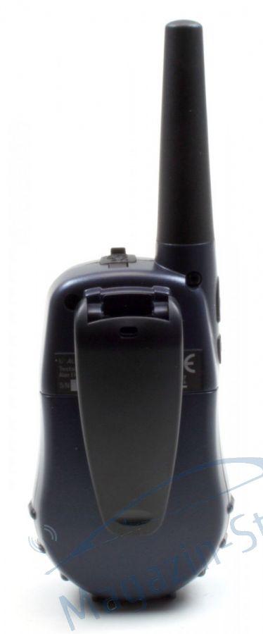 Statie radio PMR portabila Albrecht Tectalk Smart+ Negru, Set cu 2bc
