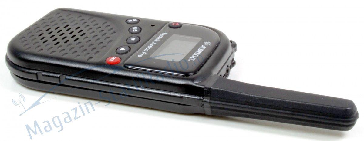 Statie radio PMR portabila Albrecht Tectalk Action Pro