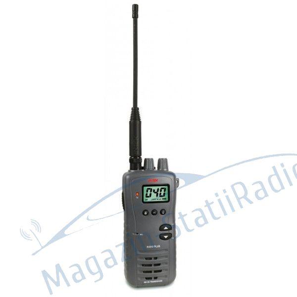Statie radio portabila CB INTEK - H-510 Gri