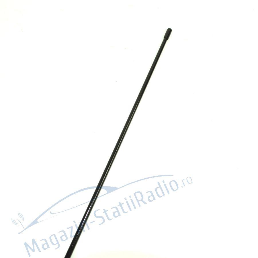 Antena CB Albrecht GL 27 din fibra, 114cm
