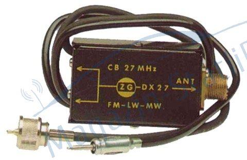 Dispozitiv Splitter ZETAGI DX27