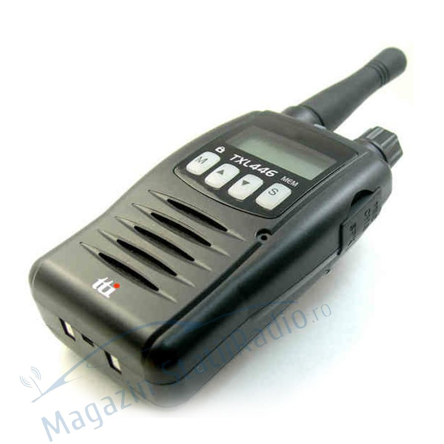 Statie radio PMR portabila TTi TXL-446PM