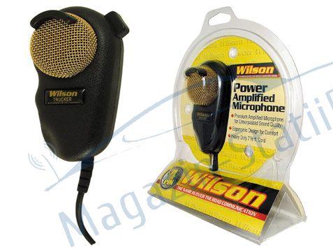 Microfon Wilson cu Amplificare