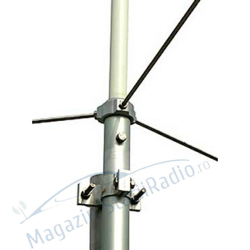 Antena fixa dualband VHF/UHF Sirio  SA 270 LN