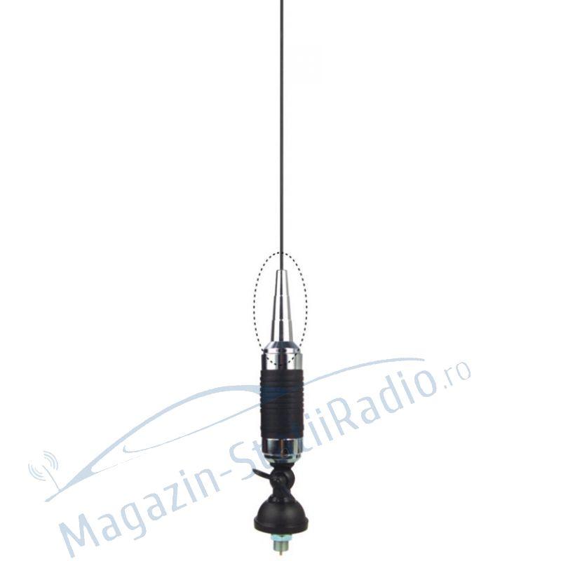 Antena mobila CB 27MHz  Performer CBL 864 + Montura Fixa