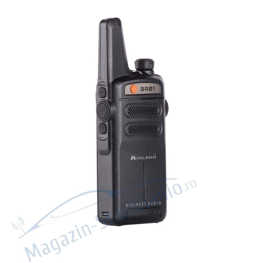 Statie radio PMR portabila Midland BR01