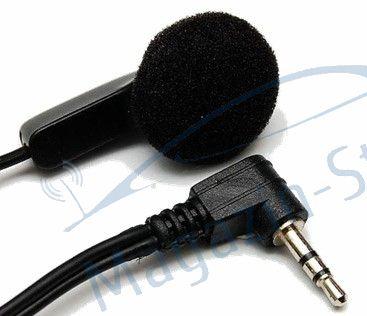 SET: Casti cu microfon  pentru statii pmr walkie-talkie Cobra