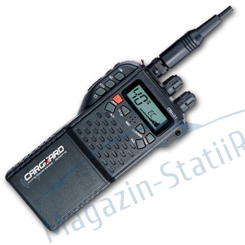 Statie Radio Portabila CB Carguard  CB01