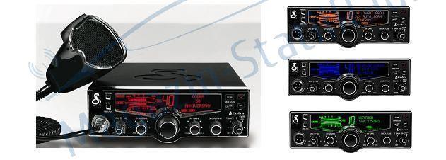 Statie Radio Cobra 29 LX EU model aniversar 50ani
