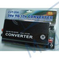 Convertor de tensiune 24V - 12V 10A nextraCOM  CVT 10A
