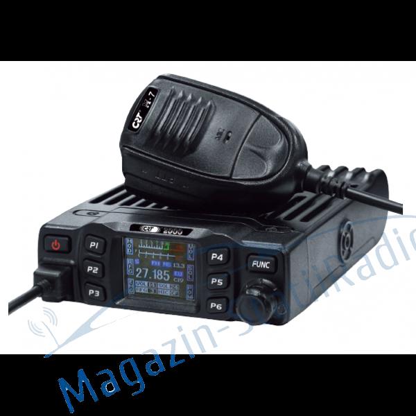 Statie radio CB CRT 2000 model NOU , 12-24v
