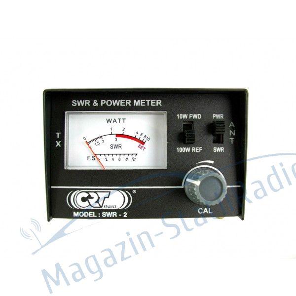 Pachet: CRT SWR 2, Aparat pentru calibrare antena + Cablu