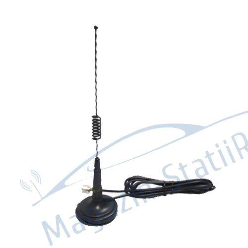 Antena Radio CB CRT Micro 30, 30cm