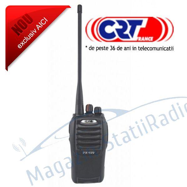 Statie radio portabila PMR profesionala/ semi profesionala CRT PM 400
