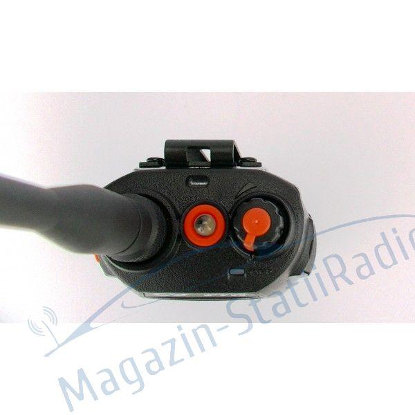Statie radio portabila UHF CRT P7N COM